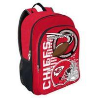 NFL Kansas City Chiefs Accelerator Backpack