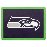 NFL Seattle Seahawks Outdoor Curb Address Logo Decal