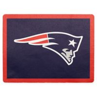 NFL New England Patriots Outdoor Curb Address Logo Decal