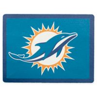 NFL Miami Dolphins Outdoor Curb Address Logo Decal