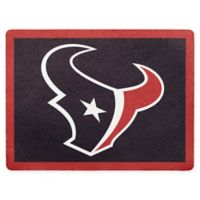 NFL Houston Texans Outdoor Curb Address Logo Decal