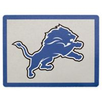 NFL Detroit Lions Outdoor Curb Address Logo Decal