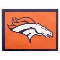 NFL Denver Broncos Outdoor Curb Address Logo Decal