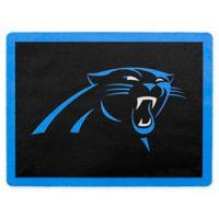 NFL Carolina Panthers Outdoor Curb Address Logo Decal
