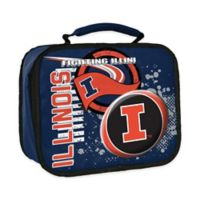 University of Illinois Accelerator Insulated Lunch Box