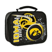 University of Iowa Accelerator Insulated Lunch Box