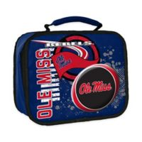 University of Mississippi Accelerator Insulated Lunch Box