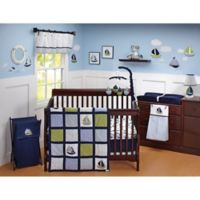 Nautica Kids® Zachary 6-Piece Crib Bedding Set