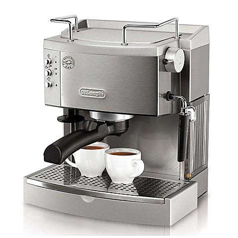 de longhi pump ec702 espresso maker bed bath beyond