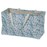 Household Essentials® Krush Rectangle Hamper Tote Bag in Floral