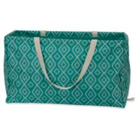 Household Essentials® Krush Rectangle Hamper Tote Bag in Teal