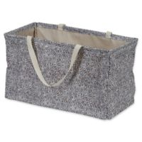 Household Essentials® Krush Rectangle Hamper Tote Bag in Geo