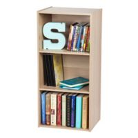 IRIS® 3-Tier Storage Shelf in Light Brown
