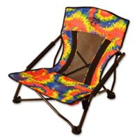 Crazy Creek Products Beach Chair in Tie-Dye