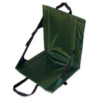 Crazy Creek Products® One Size Nylon LongBack Chair in Forest