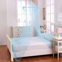 Casablanca Kids Raisinette Bed Canopy in Blue