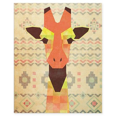 Buy Giraffe Canvas Wall Art from Bed Bath & Beyond