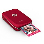 HP® Sprocket Photo Printer in Red