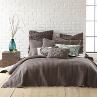Levtex Home Niko Reversible Full/Queen Quilt in Charcoal