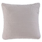 Levtex Home Niko European Pillow Sham in Taupe