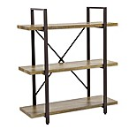 Danya B.™ Three-Level Rustic Shelving Unit