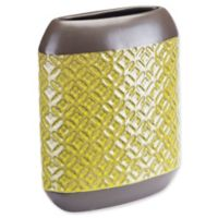 Zuo® Large Square Planter in Olive Green