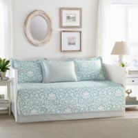Laura Ashley® Mia Daybed Set in Blue