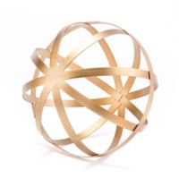 Zuo® Large Gold Orb