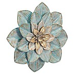 Zuo® Large Silver Price Succulent Wall Decor