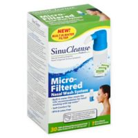 SinuCleanse® Micro-Filtered Nasal Wash System