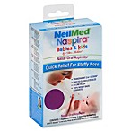 NeilMed® Naspira Nasal-Oral Aspirator for Babies and Kids