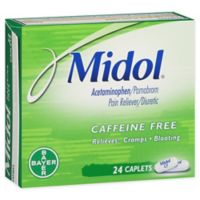 Midol® 24-Count Caffeine-Free Caplets