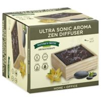 Nature's Truth® Ultra Sonic Aroma Zen Diffuser