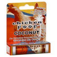 Free Range Chicken Poop™ 0.15 oz. Lip Balm in Coconut