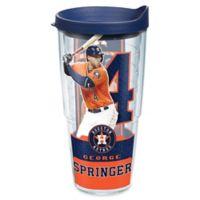 Tervis® MLB Houston Astros George Springer 24 oz. Wrap Tumbler with Lid