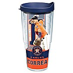 Tervis® MLB Houston Astros Carlos Correa 24 oz. Wrap Tumbler with Lid