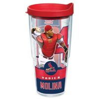 Tervis® MLB St. Louis Cardinals Yadier Molina 24 oz. Wrap Tumbler with Lid