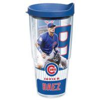 Tervis® MLB Chicago Cubs Javier Baez 24 oz. Wrap Tumbler with Lid