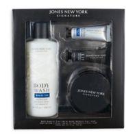 Jones New York 4-Piece Signature Classic Spa Gift Set in Black