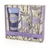Aromas Artesanales De Antigua 3-Piece Rose Petal Bath & Body Collection