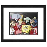 Photo File SpongeBob SquarePants 26-Inch x 22-Inch Canvas Wall Art