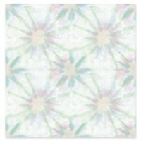 A-Street Prints Iris Shibori Wallpaper in Green
