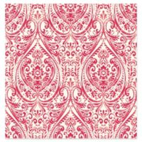 A-Street Prints Gypsy Damask Wallpaper in Red