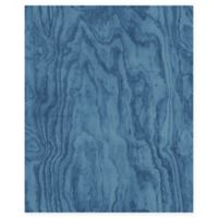 Bentham Plywood Wallpaper in Blue
