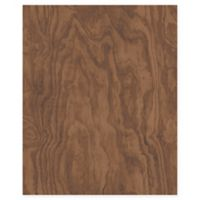 Bentham Plywood Wallpaper in Brown