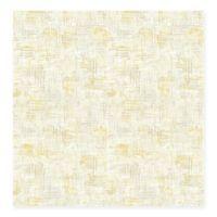 Avalon Weave Wallpaper in Honey
