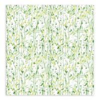 A-Street Prints Willow Leaves Wallpaper in Green