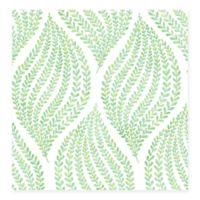 Arboretum Fern Wallpaper in Green