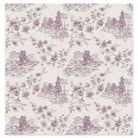 A-Street Prints Laure Tolie Wallpaper in Purple