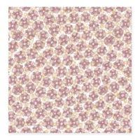 Allison Floral Wallpaper in Lavender